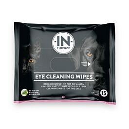 In-Fluence Lingettes nettoyantes pour les yeux CleaningWipes Eyes