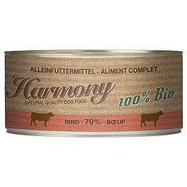 Harmony Dog Natural Nassfutter BIO Rind