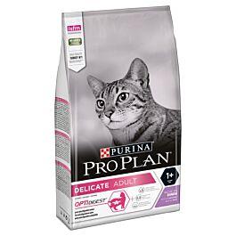 Pro Plan Cat Delicate Truthahn & Reis