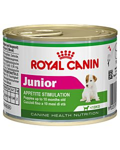 Royal Canin Hund Mini Junior Dose 12x195g