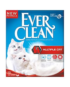 Everclean Multiple Cat AB 10L Katzenstreu
