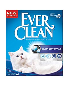 Everclean Multi-Crystals OC 10L Katzenstreu