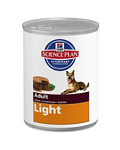 Hill's Canine Adulte Light poulet 370g Hills