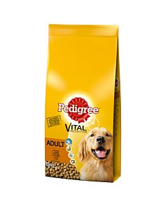 Pedigree Adult à la volaille 15kg