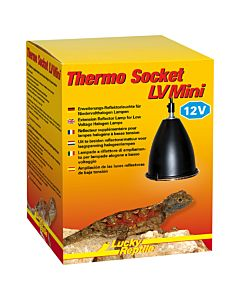 Lucky Reptile Thermo Socket LV Mini - Niedervolleuchte
