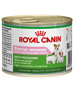 Royal Canin Hund Starter Mousse 195g