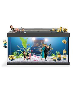 Tetra Minions Aquarium LED 54L