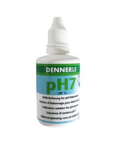 Dennerle PH Eichlösung 7 50ml