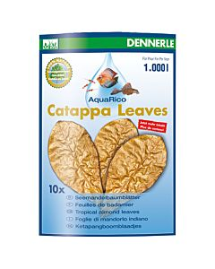 Dennerle AquaRico Catappa Leaves 8 Stück