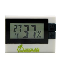 Digitales Mini-Thermo-Hygrometer