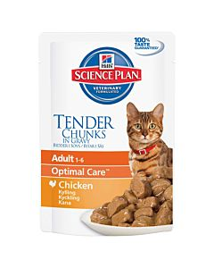 Hill's Science Plan Adult Optimal Care Huhn 85g