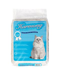 Harmony Katzenstreu Less Track Cat White 12L