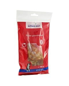 Lecky Poulet Gourmet-soft 100g