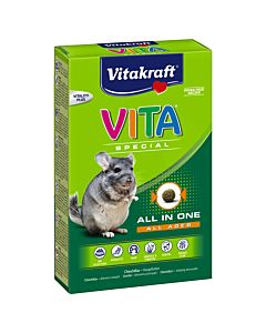 Vitakraft Vita Special All Ages Chinchilla 600g