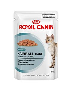 Royal Canin Feline Hairball Care in Sauce 85g