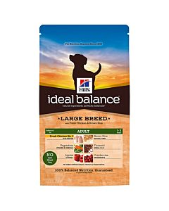 Hill's Ideal Balance Adult large Breed Huhn & brauner Reis 12kg