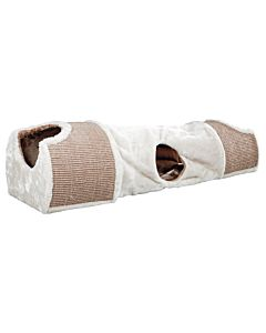 Trixie Tunnel pour chat 110x30x38cm