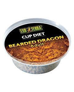 Exo Terra Diet Cup Bearded Dragon Adult 360g
