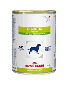 Royal Canin Dog Diabetic Special Wet 12x410g