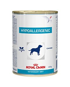 Royal Canin Dog Hypoallergenic Wet 12x400g