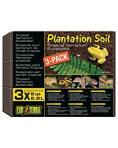 Exo Terra Plantation Soil 3er-Pack