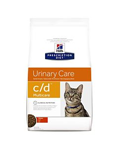 Hill's Prescription Diet Feline c/d Multicare Urinary Huhn 5kg