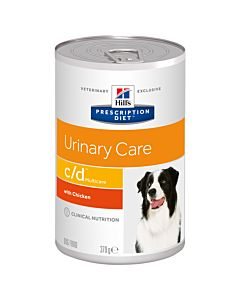 Hill's Prescription Diet Canine c/d Urinary Care 12x370g
