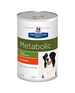 Hill's Prescription Diet Metabolic Canine 12x370g