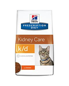 Hill's Prescription Diet Feline k/d Kidney Care 5kg