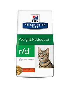 Hill's Prescription Diet Feline r/d Weight Loss 5kg