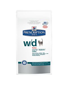 Hill's Prescription Diet Feline w/d Diabetes 5kg