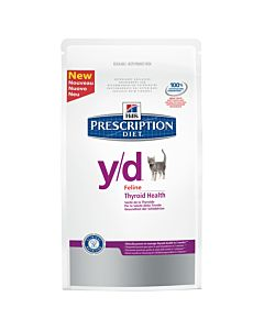 Hill's Prescription Diet Feline y/d Thyroid Health 5kg