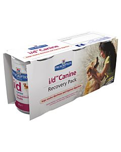 Hill's Prescription Diet Canine i/d Recovery Pack 3x360g