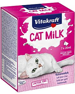 Vitakraft Vita Cat Milk 7x20ml