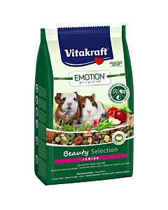 Vitakraft Emotion Beauty Selection Junior Meerschweinchen 600g