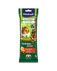 Vitakraft Emotion Kräcker Fruit Hamster 2Stk.