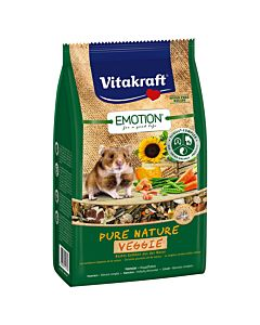 Vitakraft Emotion Pure Nature Veggie HA 600g