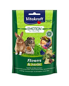 Vitakraft Emotion Flowers Green 70g