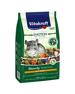 Vitakraft Emotion Beauty Selection Chinchilla 600g