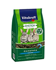 Vitakraft Emotion Complete Senior Zwergkaninchen 800g
