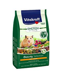 Vitakraft Emotion Beauty Selection Adult Hamster 600g