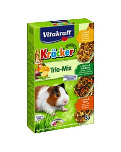 Vitakraft Kräcker Trio Mix Citr./Gem./Hon. MS