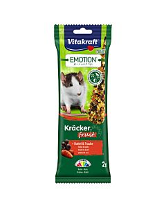 Vitakraft Emotion Kräcker Fruit Ratte 2er