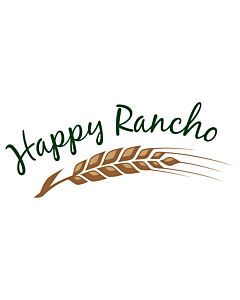 Happy Rancho Weserstroh 800g