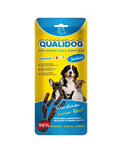 QUALIDOG Würstchen Junior Rind 30g