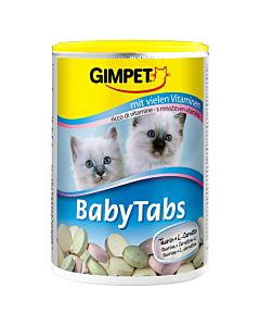 Gimpet Baby Tabs 250St 85g