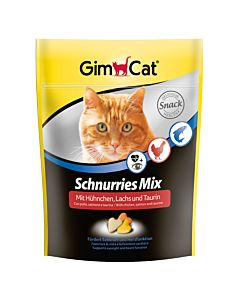 GimCat Schnurries Mix, 140g