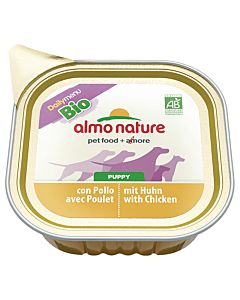 Almo Nature Bio Dog Puppy 100g
