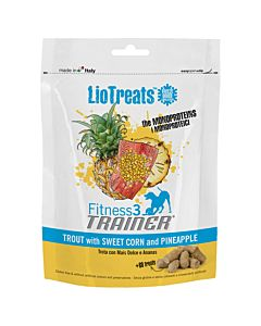 Trainer Lio Treats Trout & Sweetcorn 40g