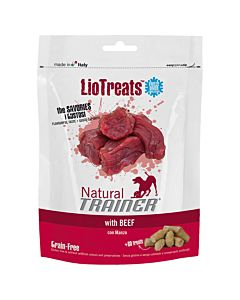 Trainer Lio Treats with Beef 40g